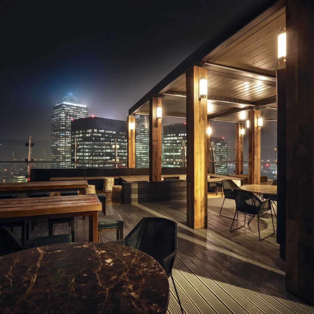 Breezefree Project - Novotel Canary Wharf